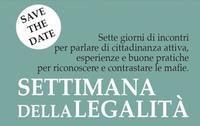 Giovedì 25 marzo dalle ore 15:30 alle 17 webinar realizzato nell'ambito della settimana della legalità 2021