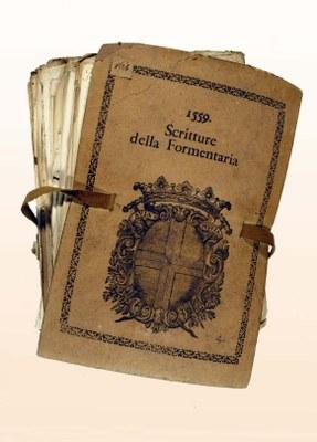 scritture della formentaria