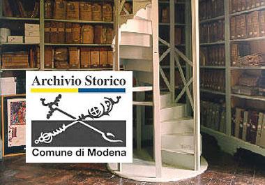 logo archivo storico