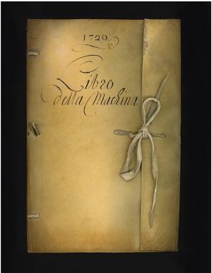 Libro della Macchina 1720