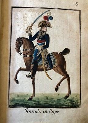 Napoleone Generale in Capo
