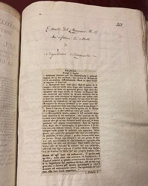 morte Napoleone 5 maggio 1821