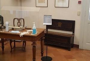 RIAPRE LA SALA STUDIO DELL'ARCHIVIO STORICO DEL COMUNE DI MODENA