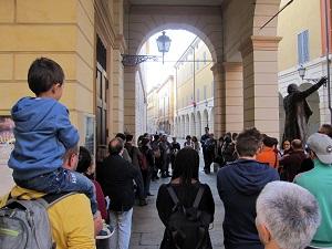 Sabato 9 febbraio 2019 Apertura straordinaria della mostra '1948 Italia al bivio. Verità e menzogne di una Repubblica inquieta' ore 15.00 / 19.00 (Palazzo dei Musei)