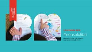 #nonsololibri: le biblioteche ragazzi nel nuovo millennio