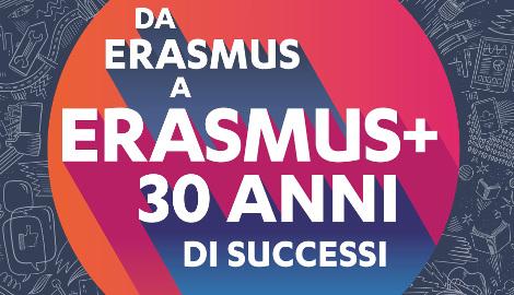 30 anni di Erasmus: Carta della Generazione Erasmus e nuova piattaforma di partecipazione