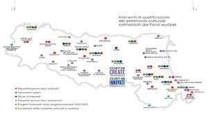 Beni culturali motore dello sviluppo grazie ai fondi europei in Emilia-Romagna