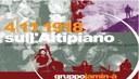 4/11/1918  Sull'Altipiano