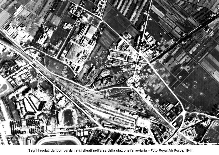 Bombardamento stazione 1944
