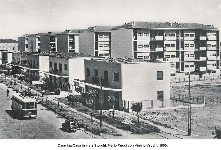 Case INA-CASA 1950