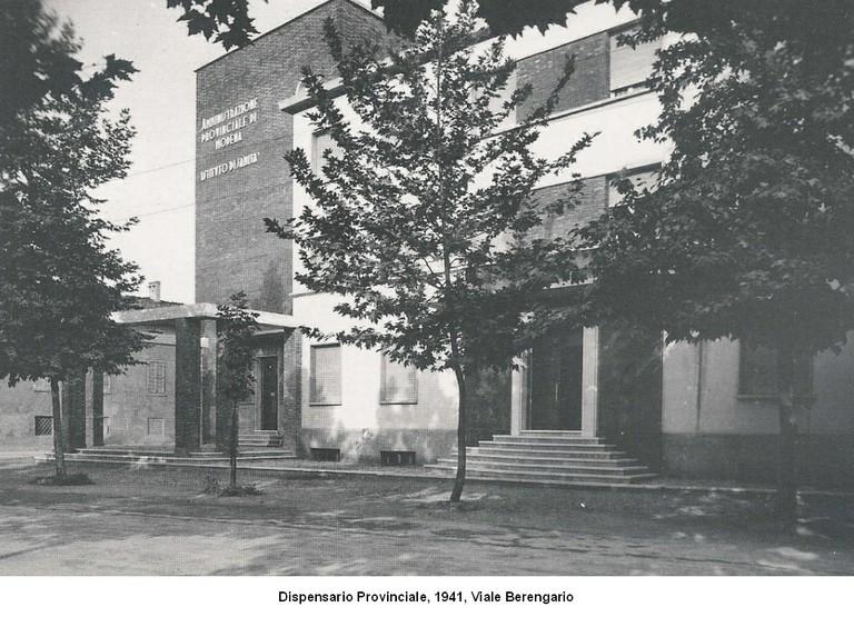 Dispensario provinciale 1941