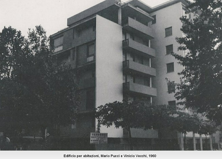 Edificio per abitazioni 1960