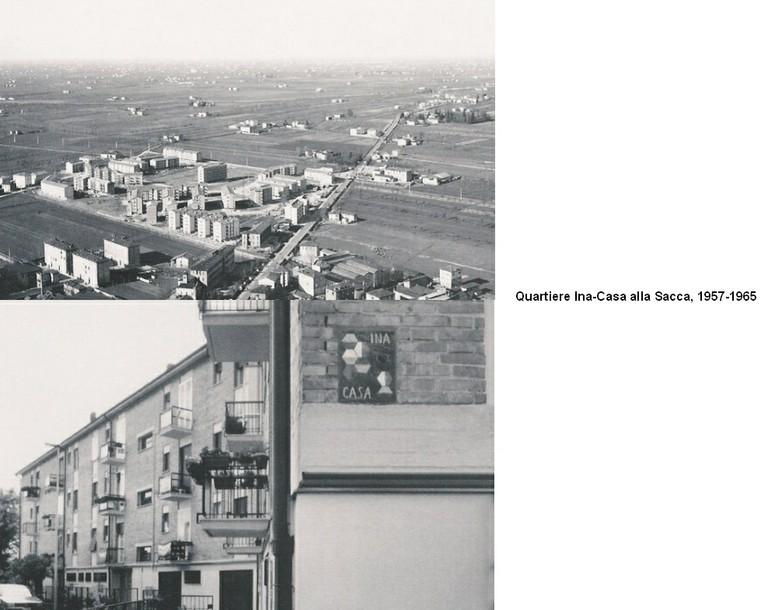 INA-Casa alla Sacca 1965