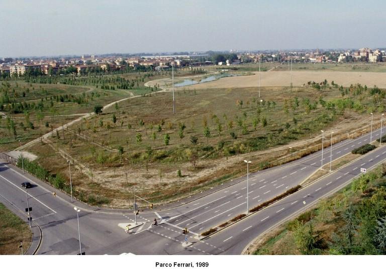 Parco_Ferrari 1989