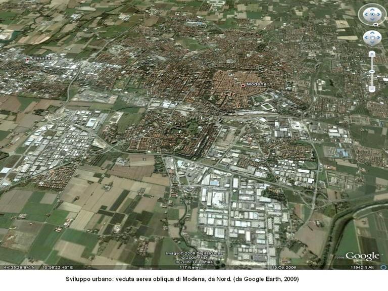 Sviluppo urbano Google
