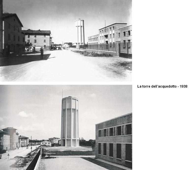 Torre acquedotto 1938