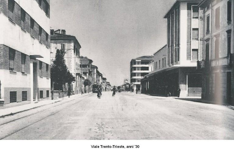 Trento_Trieste anni 30