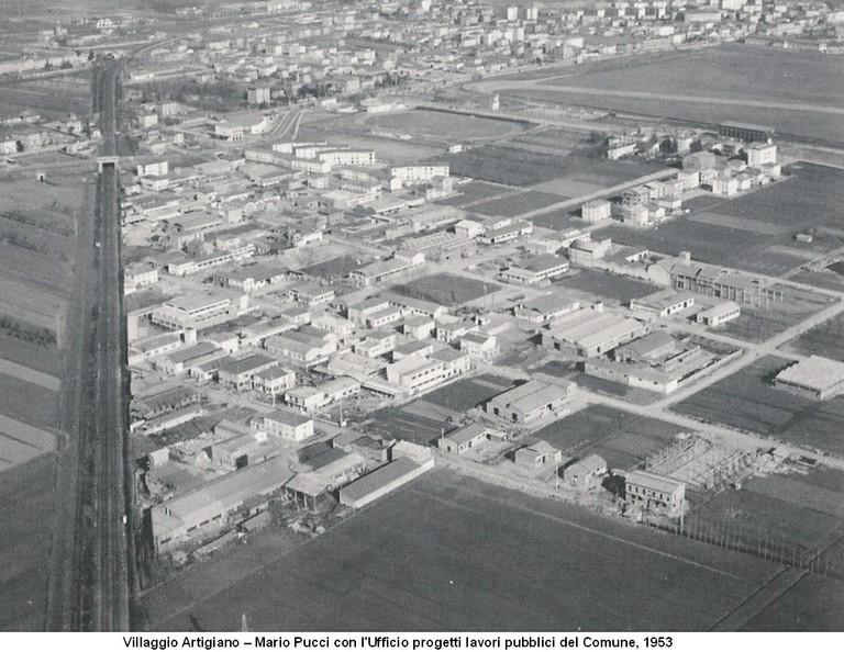 Villaggio artigiano 1953