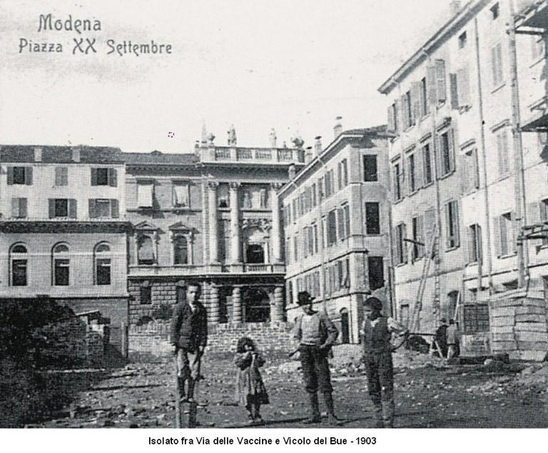 XX settembre 1903