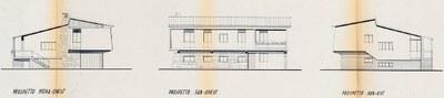 Casa iotti casa turchino le citt sostenibili for 2 piani di casa storia con maestro al piano principale