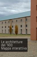 On line la Mappa delle Architetture del '900