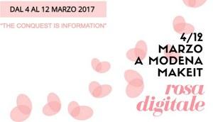 A marzo, anche Modena è #RosaDigitale