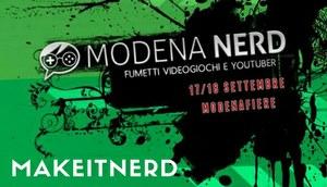 Andrai a Modena Nerd? Passa a vedere i progetti dei nostri Makers!