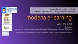 Apprendere collaborando? Sì grazie con Modena e-learning