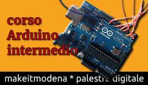 Arduino Corso intermedio online