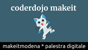 Coderdojo Makeitmodena dedicato a Scratch