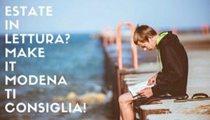 Cosa leggi quest'estate? Un consiglio molto-molto smart per le tue vacanze!