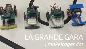 Gara di Line Follower Robots ad Expo Modena: partecipi?