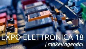 Gennaio inizia con Expo Eletttronica: noi presenti!