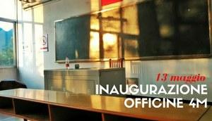 Inaugura a Modena, Officine 4M, il laboratorio per il digitale aperto alla città