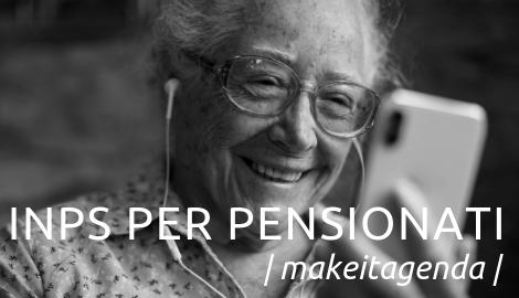 INPS e i servizi digitali per pensionati: un incontro per imparare