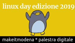 Linux Day 2019,  una giornata bella e aperta!