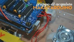 #MakeitArduino: kit Arduino in