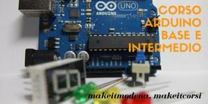 #MakeitCorsi: Arduino Base e Intermedio