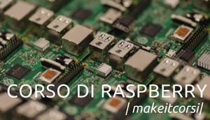 #MakeitCorsi: Introduzione a Raspberry Pi