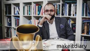 """#MakeitIntervista Marcello Fantuzzi ci parla del suo """"fablab"""""""