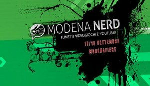MakeitModena è Nerd: anche noi presenti alla fiera dedicata alla tecnologia