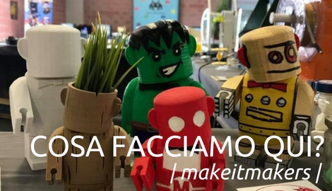Makers della palestra in formato video