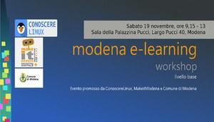 Modena e-learning, imparare non è mai stato così facile!