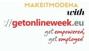 Modena pronta per la Get Online Week 2017