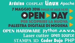 Open Day per scoprire la nuova palestra digitale di Modena