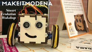 SmartEvolution, un workshop di microrobotica in partenza in palestra