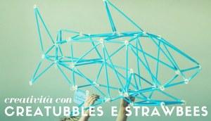 Un pomeriggio Coder Dojo Modena dedicato alla creatività con Creatubbles e Strawbees