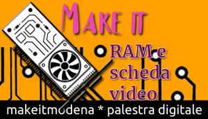 Assemblaggio del PC: RAM,scheda video e connettori