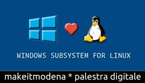 Installiamo Ubuntu 20 in Windows 10 con WSL