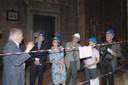 Il sopralluogo della commissione Unesco in Duomo